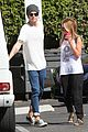 Tisdale-hgtv ashley tisdale christopher french los angeles lunch 33