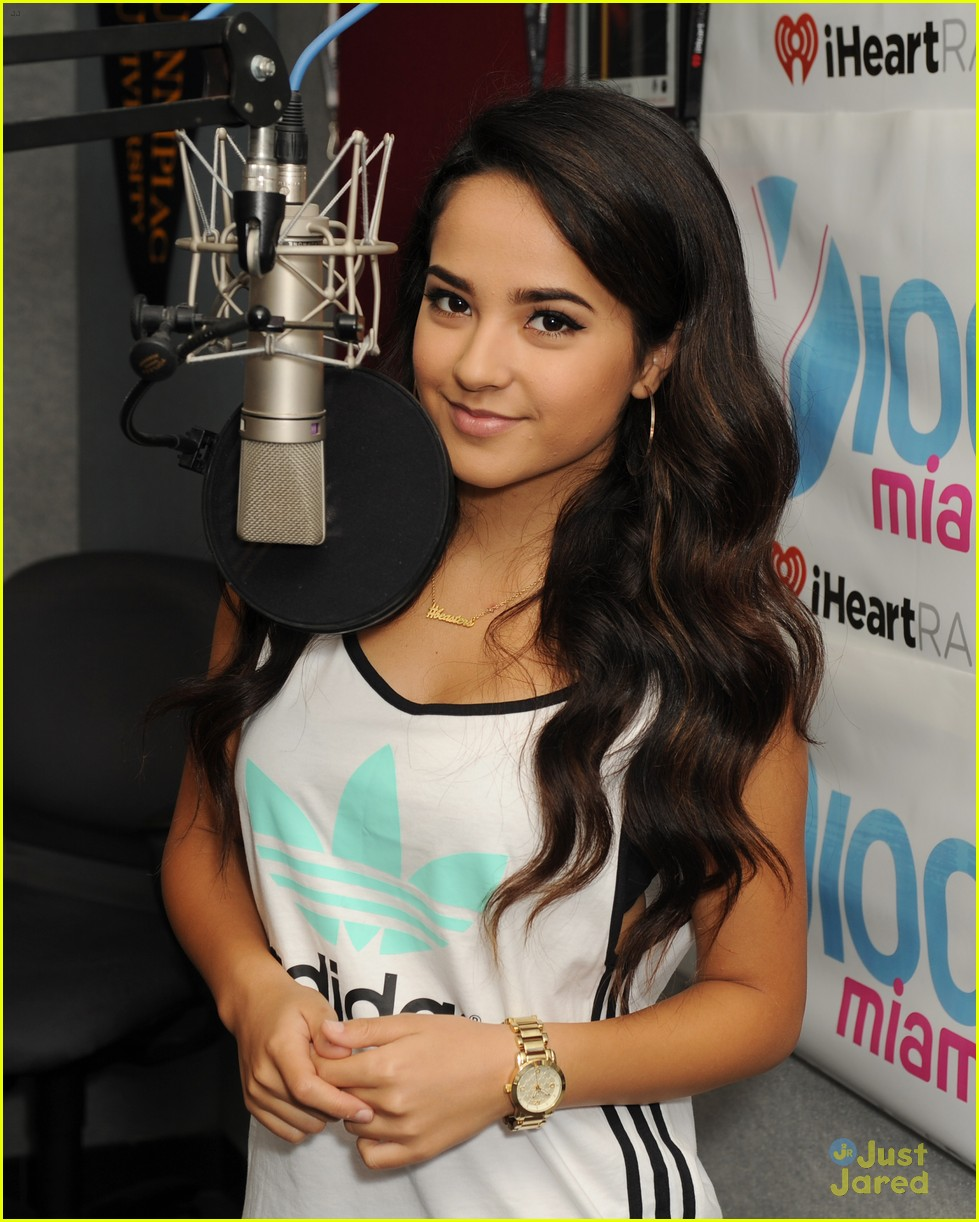 Becky G's Single 'Shower' Surprisingly Didn't Come to Her in the Shower | Photo 695801 - Photo Gallery | Just Jared Jr.