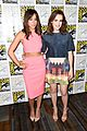 Bennet-comic elizabeth henstridge chloe bennet shield comic con 09