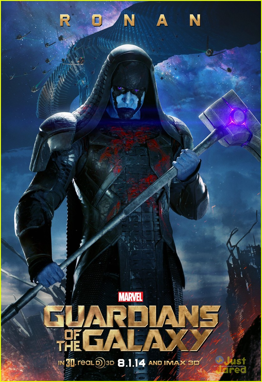 new guardians of the galaxy character posters 05