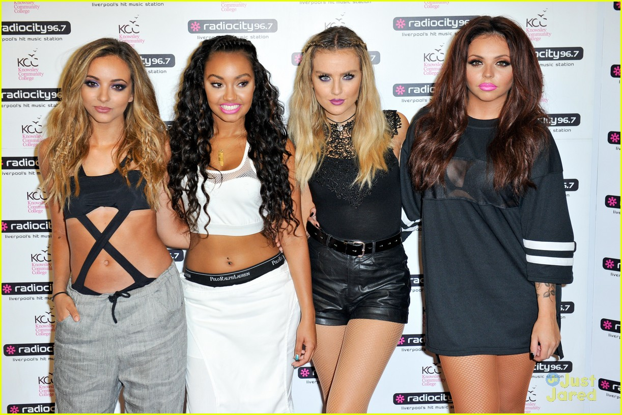 Little Mix Gets Sporty For The Radio City Live Summer