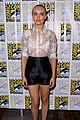 Olivia-shaved olivia cooke shaves head bates motel sdcc 03