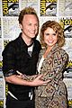 Rose-ccpress rose mciver david anders izombie press line sdcc 12