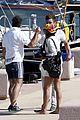 Zac-boat zac efron michelle rodriguez boat italy vacation 09