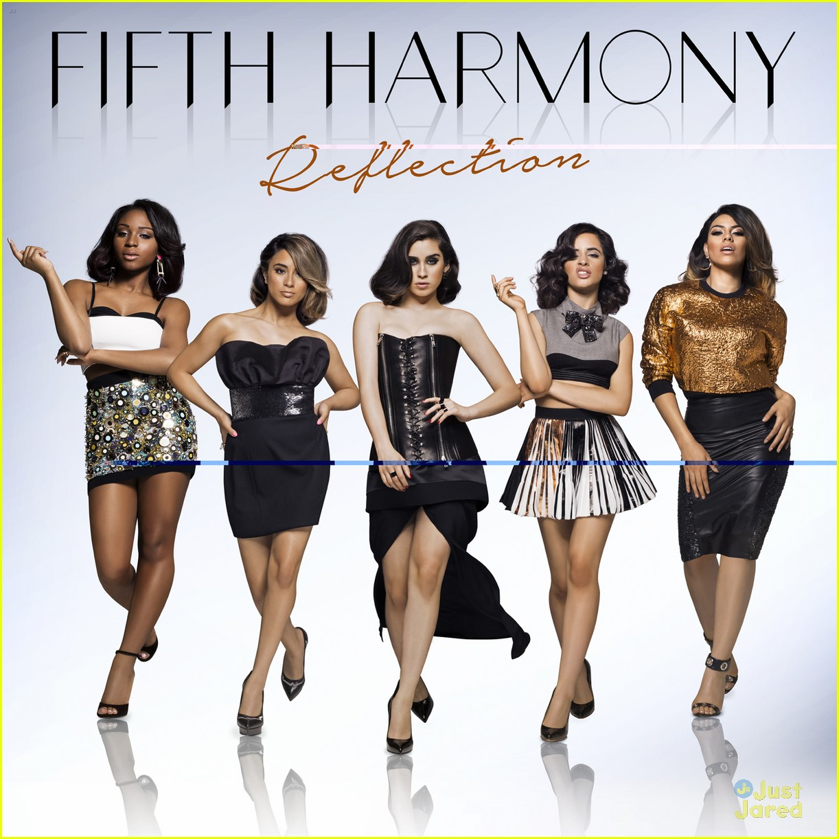 Full Sized Photo of fifth harmony reflection album cover ...