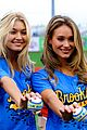 Hadid-baseball gigi hadid sports illustrated baseball game 18