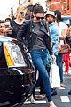 Jenner-zebra kendall kylie jenner hailey baldwin la nyc 15