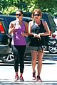 Michele-gwy lea michele gets breakfast with a little help from gwyneth paltrow 16