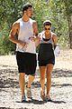 Michele-sneakers lea michele boyfriend matthew paetz hike date 13