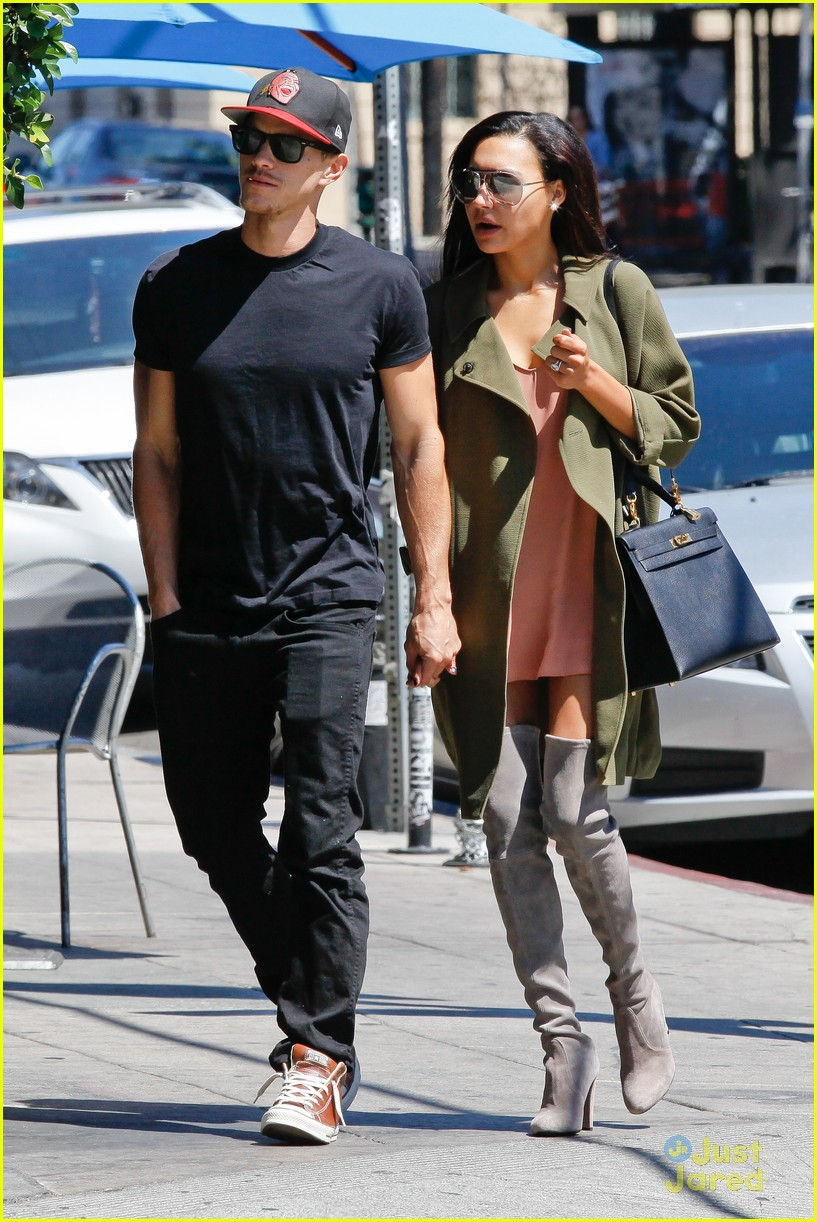Naya Rivera Husband Ryan Dorsey Naya Rivera New Husband Ryan