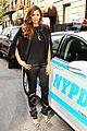 Nina-five nina dobrev promotes lets be cops all over new york 05