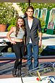 Paul-venice paul wesley fatima ptacek venice kick off party photo call 08