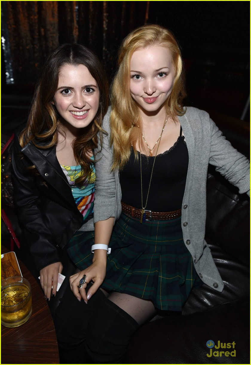 debby ryan dove cameron katy perry concert 18