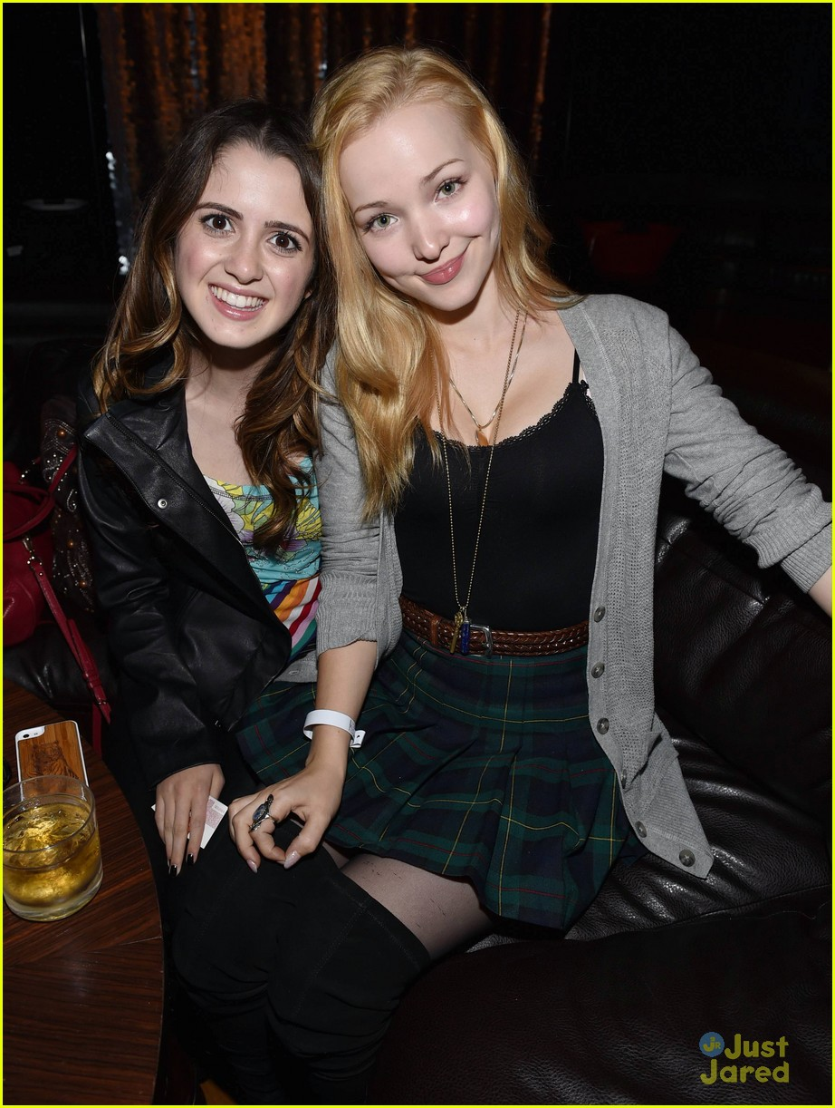 debby ryan dove cameron katy perry concert 19