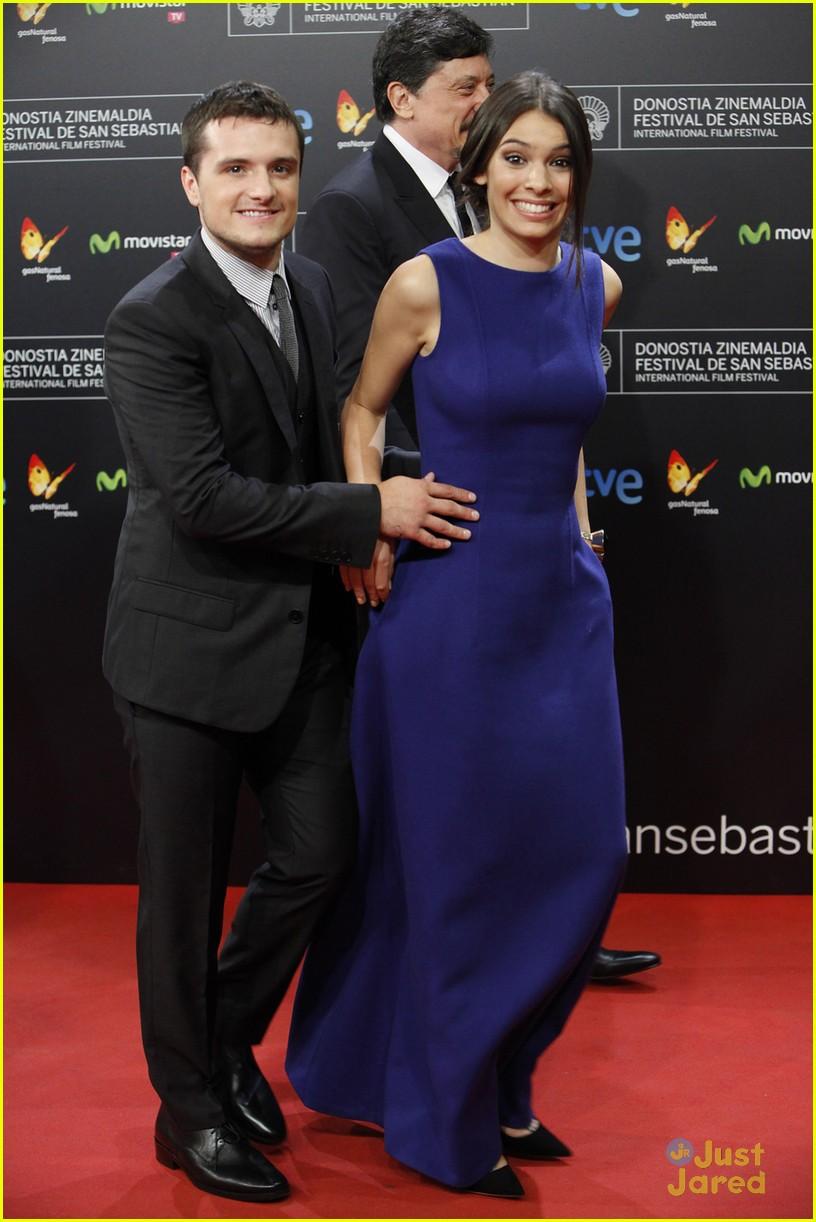 Josh Hutcherson Freundin