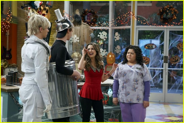 austin ally scare fest excl clip 03