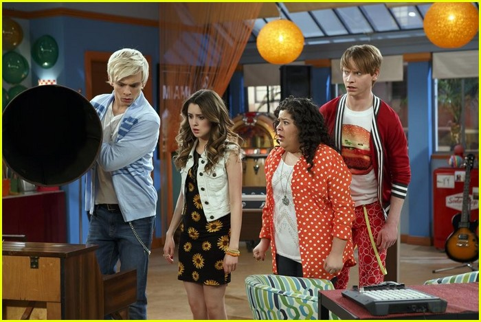 austin ally scare fest excl clip 05