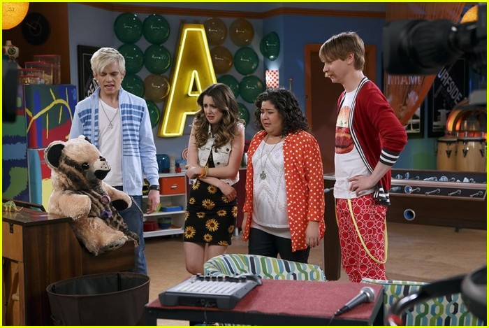 austin ally scare fest excl clip 07