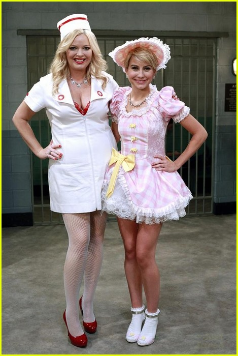 Check Out New Pics Baby Daddy Halloween Episode