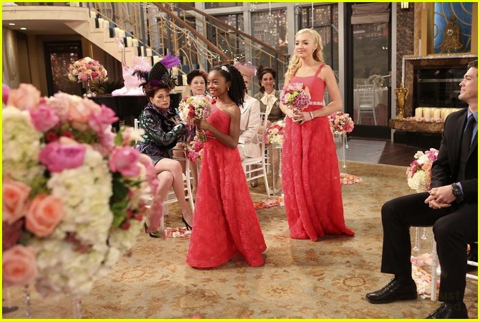 debby ryan kevin chamberlin jessie wedding stills 10