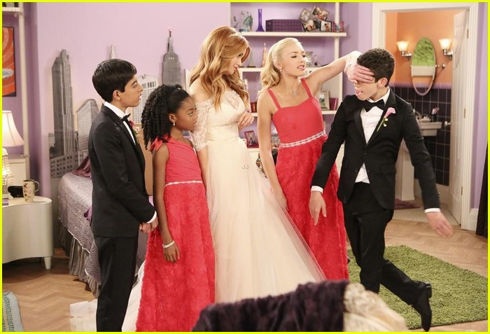 debby ryan kevin chamberlin jessie wedding stills 18