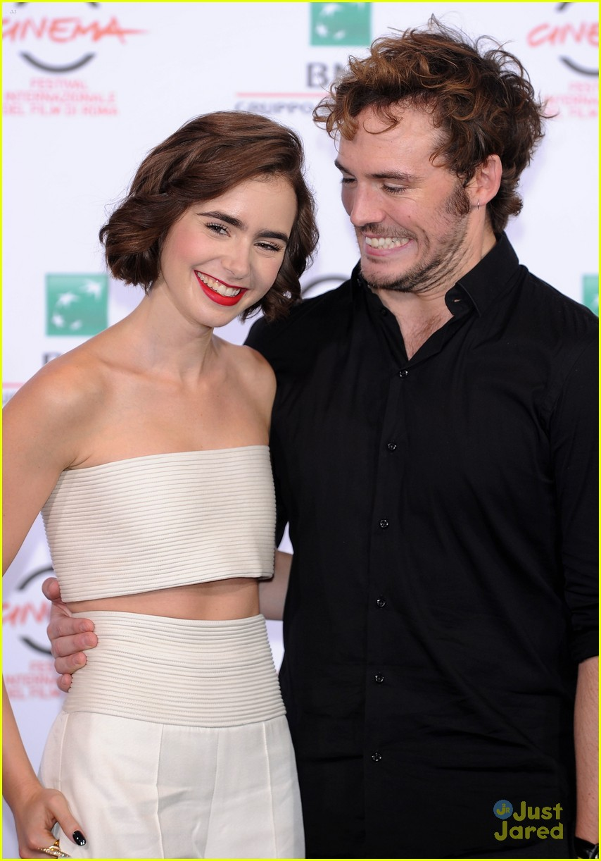 claflin dating Sam claflin and wife laura haddock welcome their second child  sam claflin and wife laura haddock have  the british couple married in a private ceremony in july 2013 after two years.