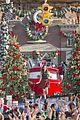 Lucy-parade lucy hale carsland disney parks christmas parade 01
