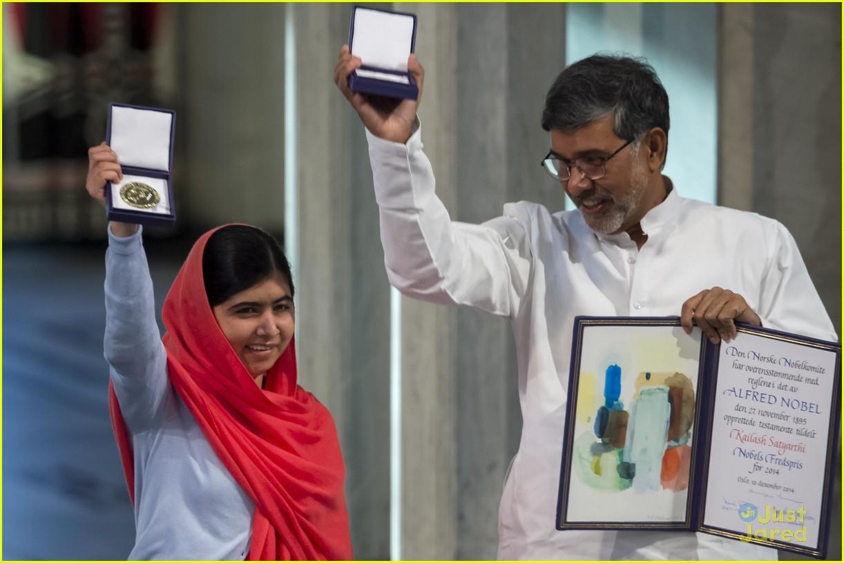 the speech of malala yousafzai upon receiving the nobel peace prize Full text of malala yousafzai nobel delivers her speech during the nobel peace prize awards ceremony at malala yousafzai receive nobel peace prize.