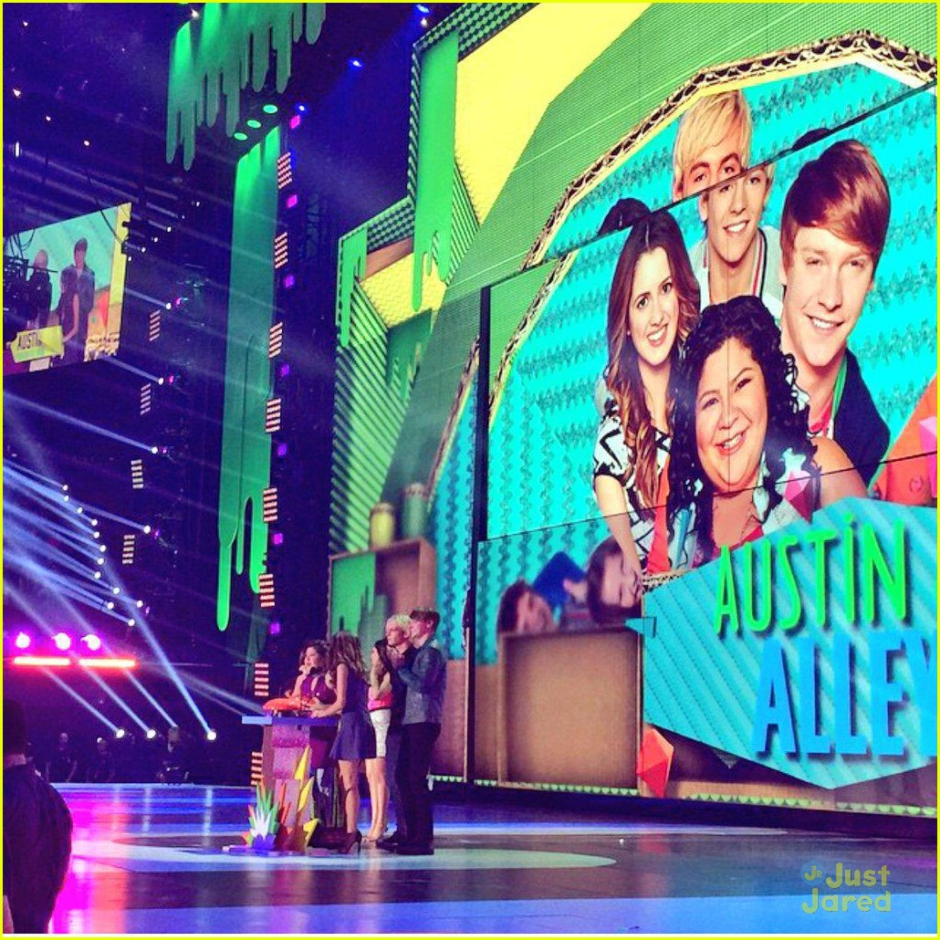 austin ally cast win react 2015 kcas 02