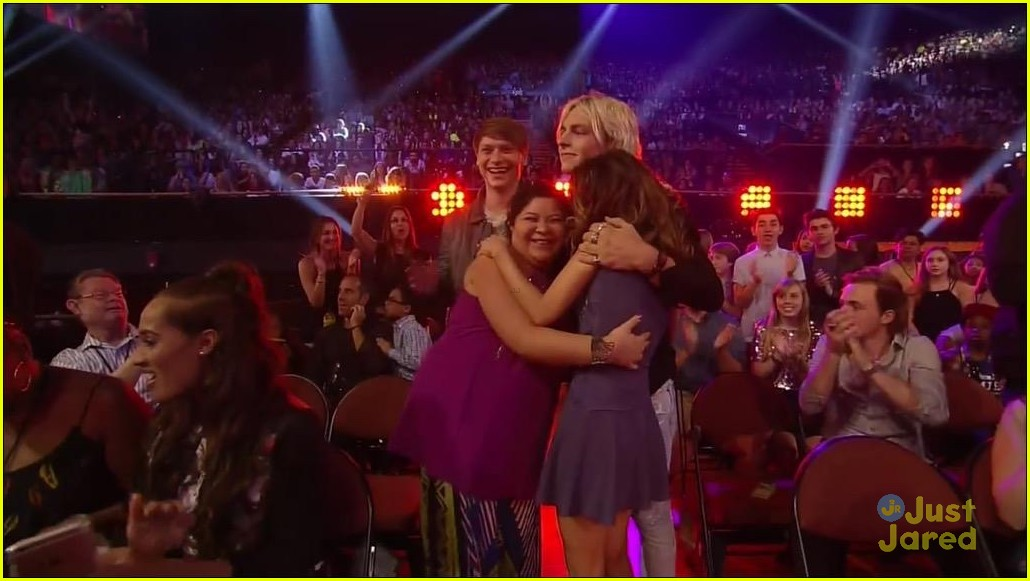 austin ally cast win react 2015 kcas 12