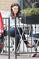 Lowndes-lunch jessica lowndes went blonde for hawaii 50 05