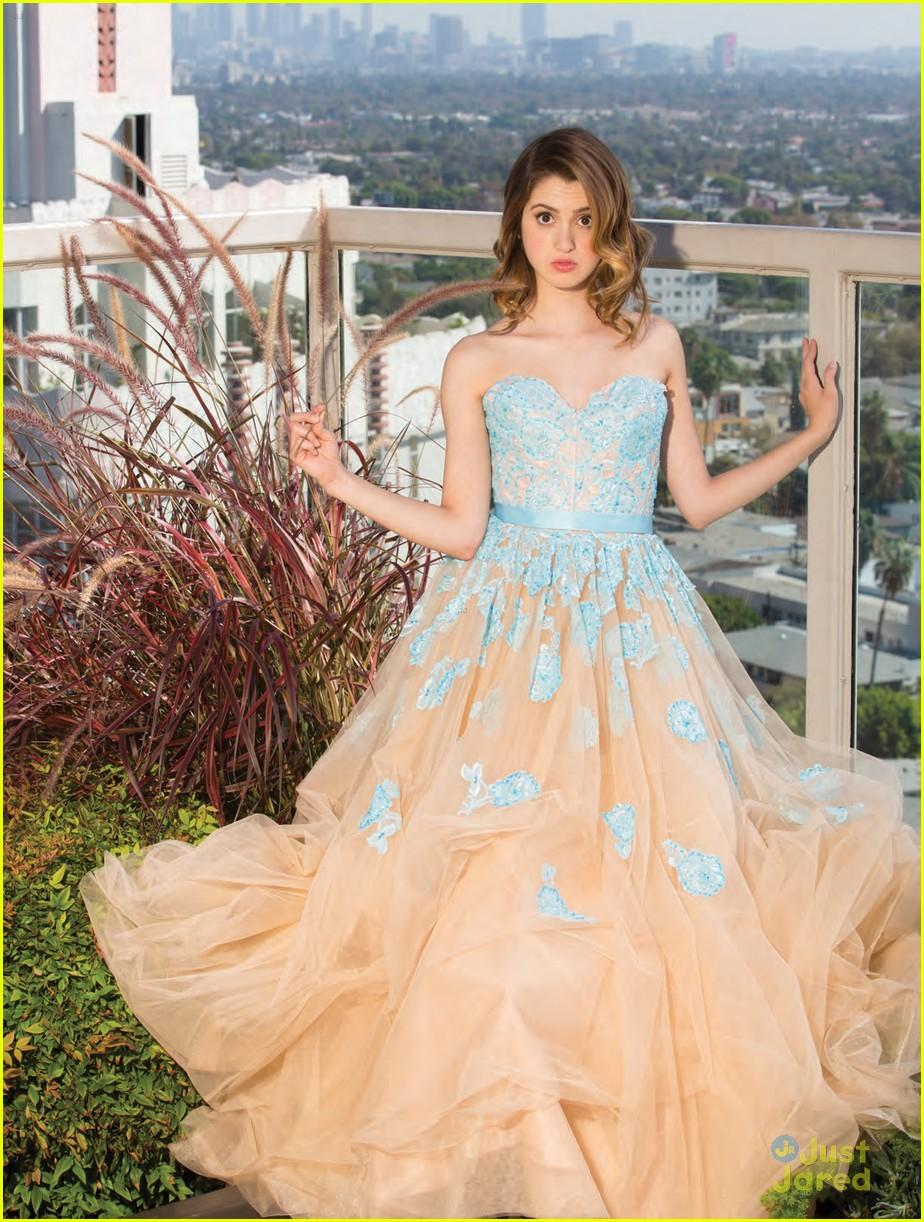 laura marano justine mag prom looks 04