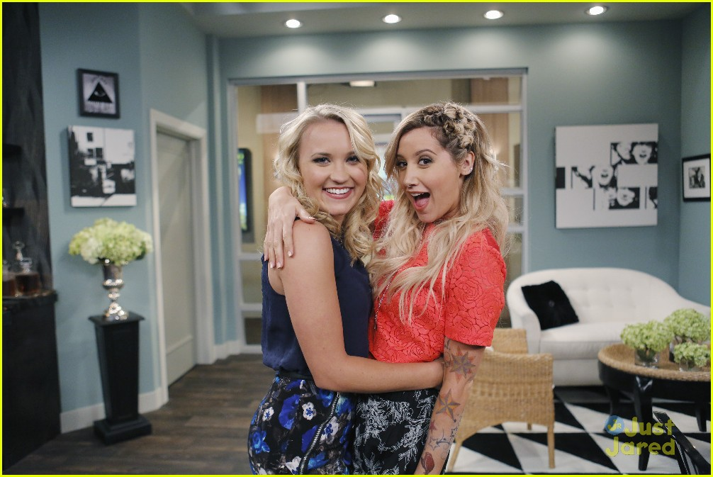Ashley Tisdale Returns To 'Young & Hungry' Tonight ...