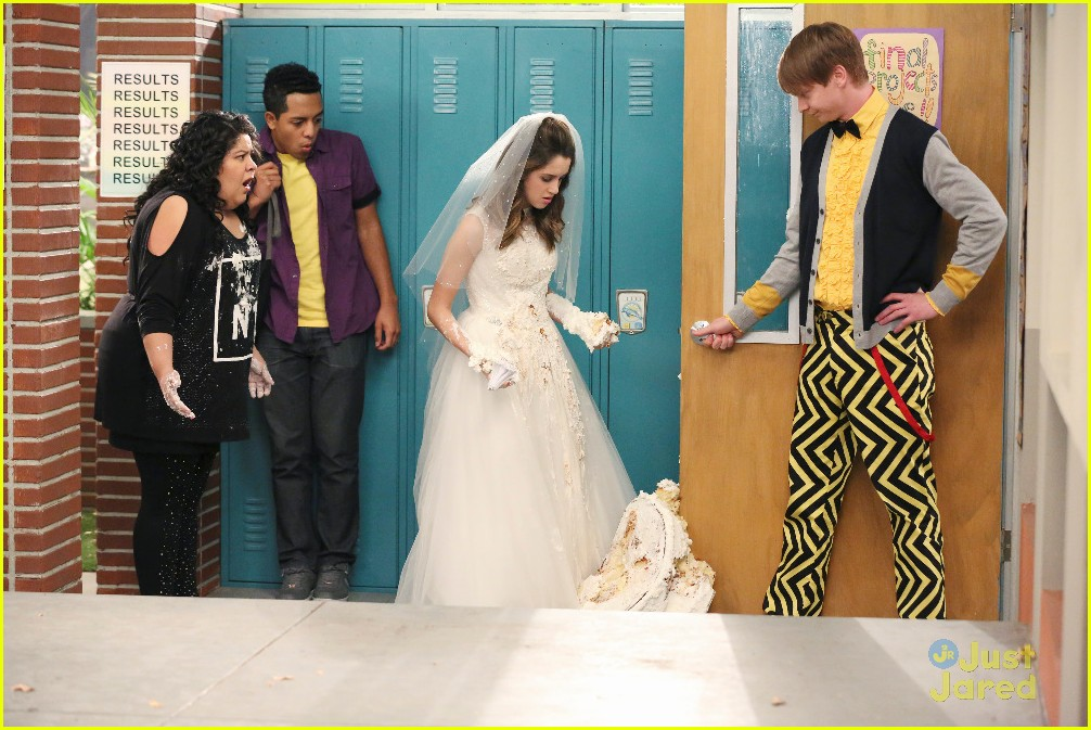 austin ally wedding bells wacky birds 10