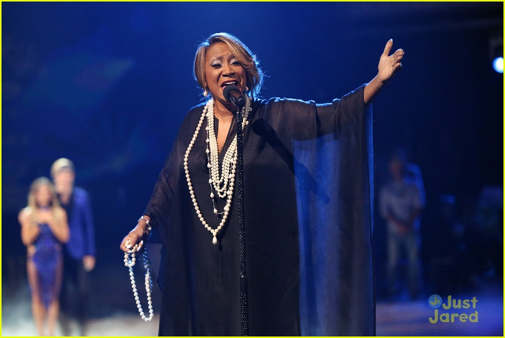 Andy grammer amp patti labelle return amp perform on dancing with the