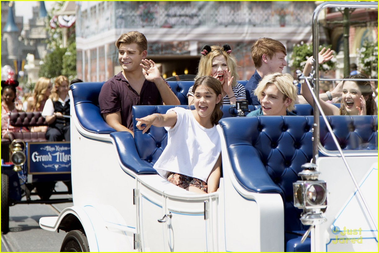 ross maia grace garrett tb2 party wdw kick off 13