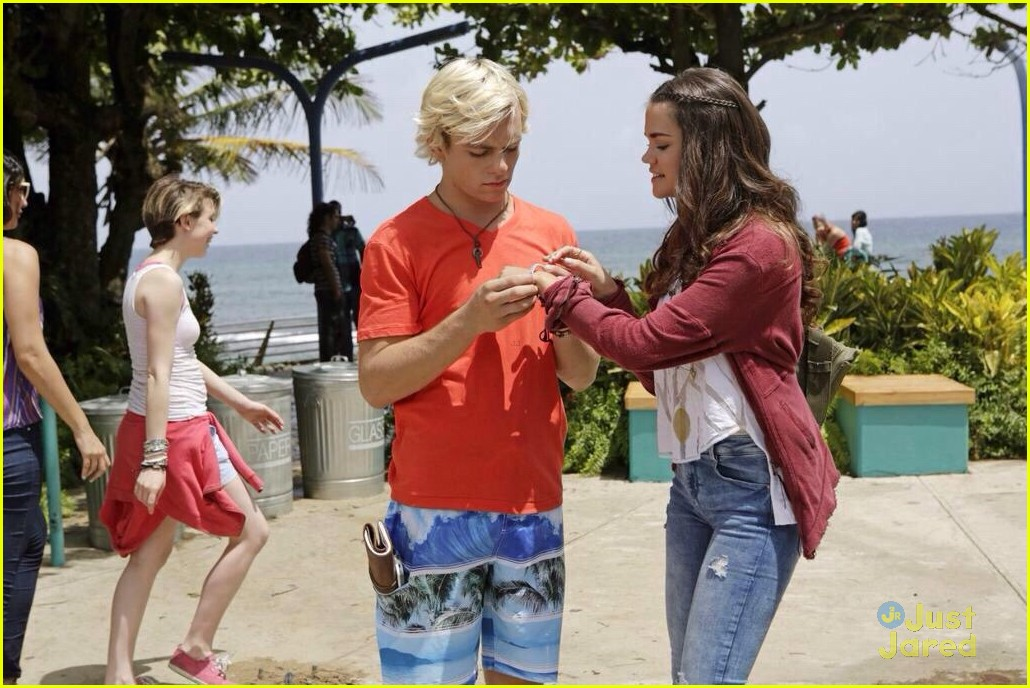 ross lynch maia mitchell tb2 dance bonus feature dvd excl clip 04