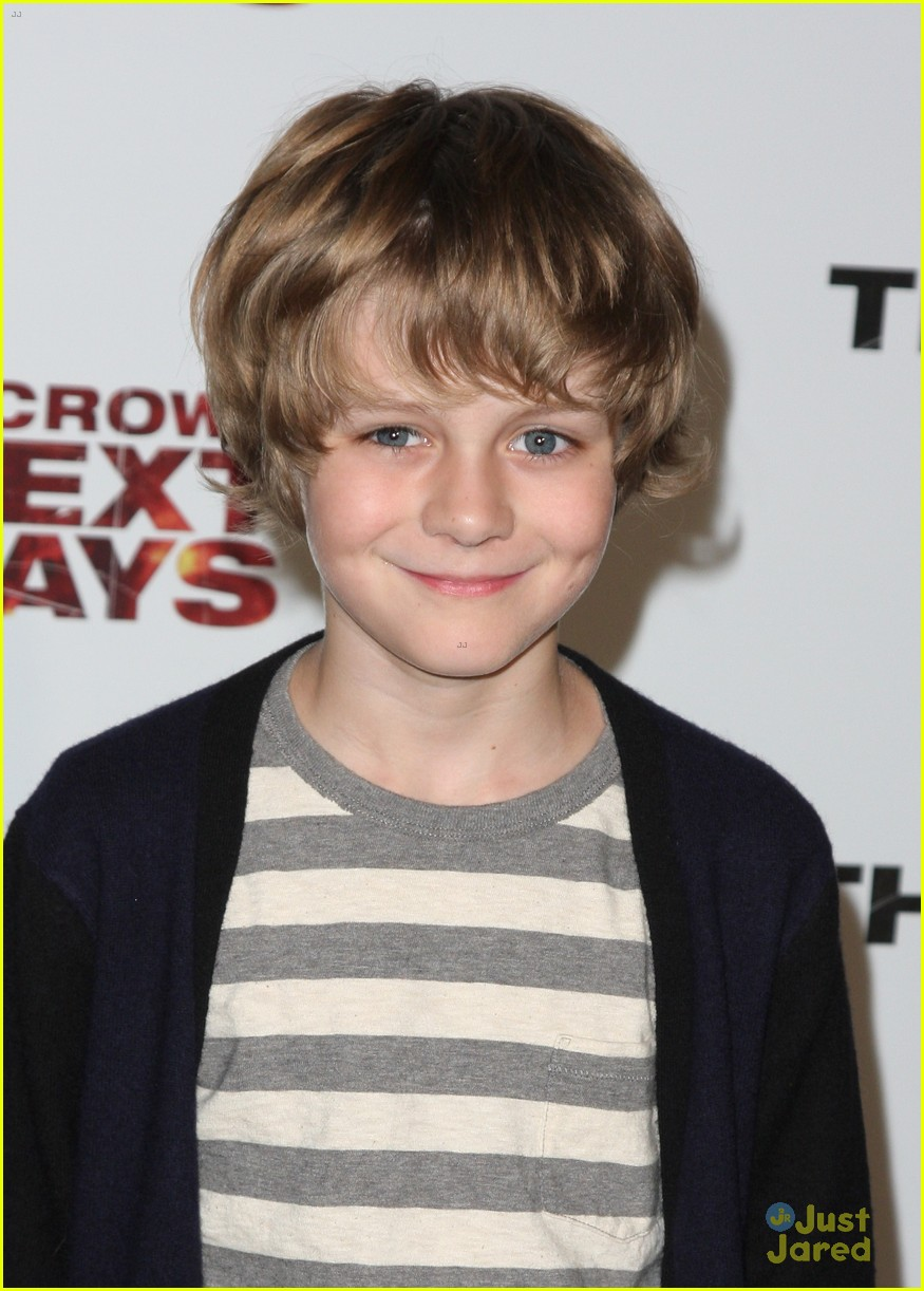 Jurassic World's Ty Simpkins is Taking Over JJJ's ...