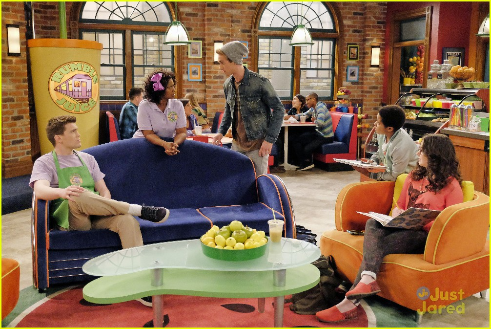 disney channel whodunit weekend coming sneak peek pics 07