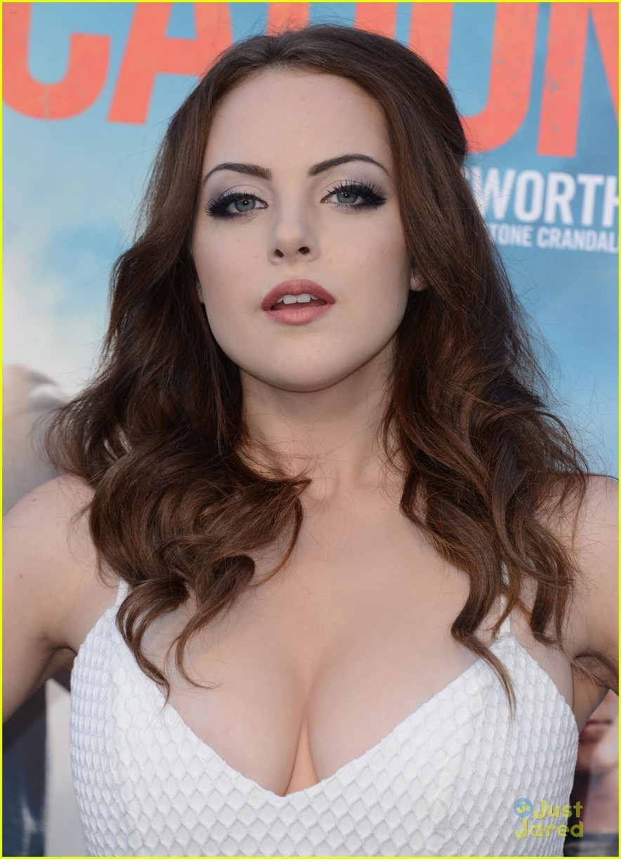 elizabeth gillies fansite