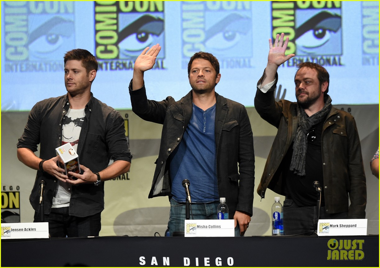 how to meet the cast of supernatural 2015