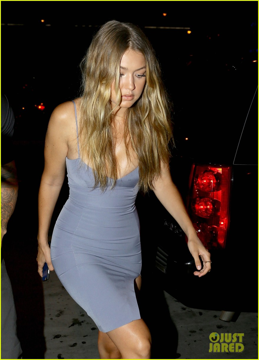 Katherine Langford Outside Delilah Nightclub in West Hollywood