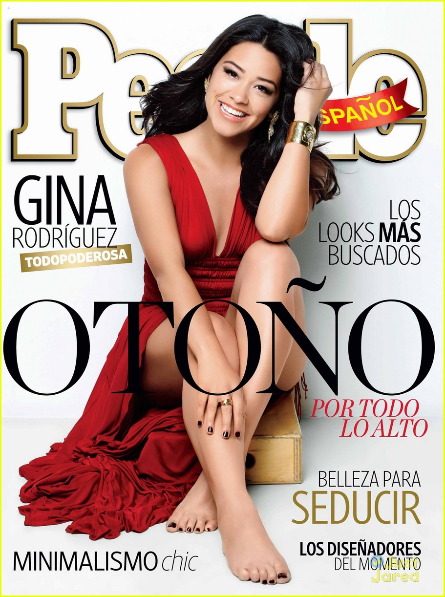 Gina Rodgriguez Defends Her 'People En Espanol' Cover | Photo ...