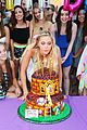 Olivia-bday olivia holt leo howard kelli berglund nintendo birthday bash more pics 01