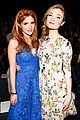 Bella-monique bella thorne skyler samuels jamie chung monique lhuiller show nyfw 03