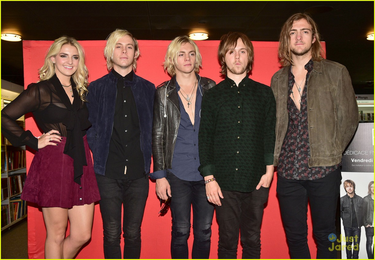 r5 meet greet sometime last night tour paris 14