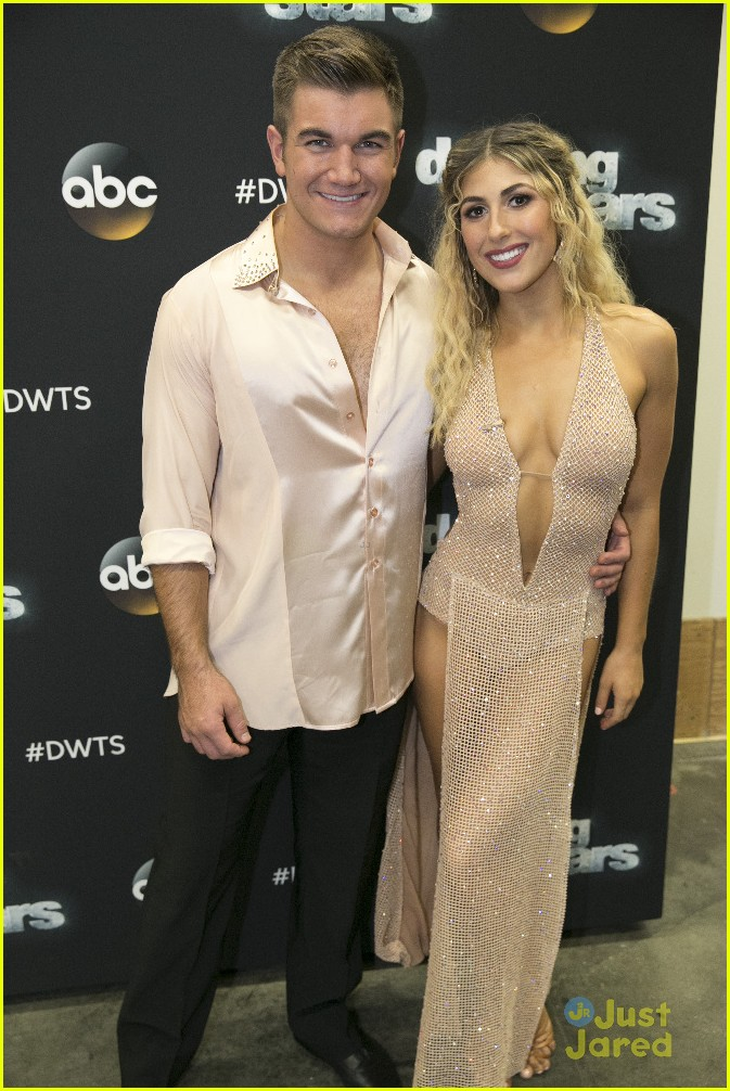 dancing with the stars michael and emma dating alex