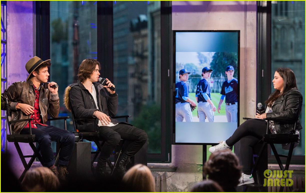 cameron dallas nash grier aol studios 12