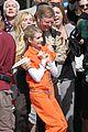 Scream-orange scream queens arrest orange suits lea michele eye patch 03