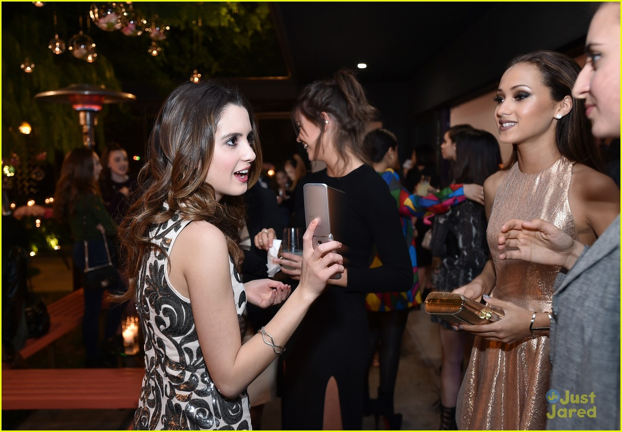 joey king laura marano jjj star darlings dinner 06